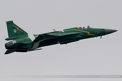 JF-17 Thunder Pakistan Air Force 12-138