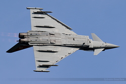 Eurofighter EF-2000 Typhoon FGR4 Royal Air Force ZK318