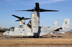 Boeing-Bell MV-22B Osprey US Marines 168607 / EG-09