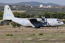 Lockheed C-130B Hercules Hellenic Air Force 300