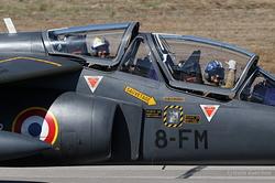Dassault Alpha Jet E Armée de l'Air E105 / 8-FM