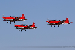Pilatus PC-7 Switzerland Air Force A-933, A-935 & A-922