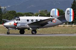 Dassault MD-312 Flamant F-AZVG