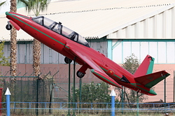 Fouga CM-170 Magister Royal Moroccan Air Force 226 / CNA-GW