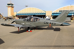 Socata TB-21 Trinidad Royal Moroccan Gendarmerie 2176 / CN-AZS