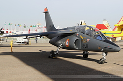 Dassault Alpha Jet E Armée de l'Air E38 / 8-LH