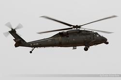 Sikorsky S-70A-26 Black Hawk Royal Moroccan Gendarmerie 70-1747 / CN-AZI