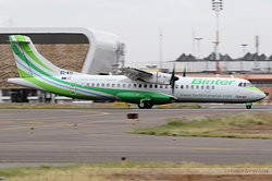 ATR 72-500 Binter Canarias EC-KYI