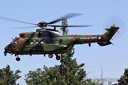 Aérospatiale AS532UL Cougar Armée de Terre 2331 / CGU / F-MCGU