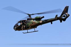 Aérospatiale SA-342Ma Gazelle Armée de Terre 4223 / GER / F-MGER