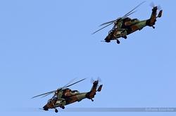 Eurocopter EC-665 HAP/HAD Tigre Armée de Terre 2021 / BHN / F-MBHN & 6009 / BJI / F-MBJI