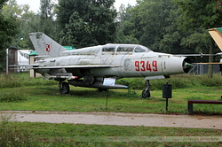 Mikoyan-Gurevich MiG-21UM Polish Air Force 9349