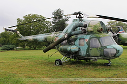 Mil Mi-2Ch Polish Air Force 6048