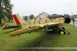 PZL-106A Kruk SP-KFB