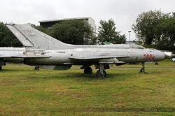 Mikoyan-Gurevich MiG-21PF Polish Air Force 2004
