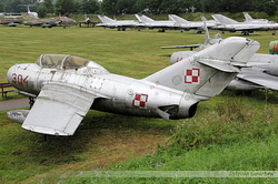 Mikoyan-Gurevich MiG-15 (Lim-2) Polish Air Force 304