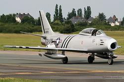 North American F-86A Sabre FU-178 / G-SABR