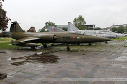 Lockheed CF-104 Starfighter Royal Danish Air Force R-855