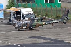 Aérospatiale SA-342L1 Gazelle Armée de Terre 4221 / GEP / F-MGEP