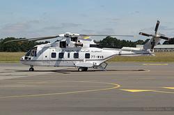 Agusta Westland AW-101 Merlin Algerian Air Force 50249 / 7T-WVB