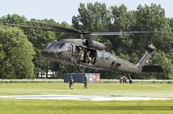 Sikorsky UH-60M Black Hawk United States Army 11-20398