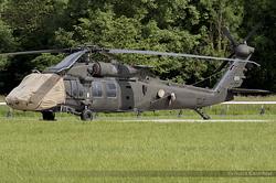 Sikorsky UH-60M Black Hawk United States Army 10-20555