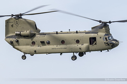 Boeing CH-47F Chinook United States Army 16-08200