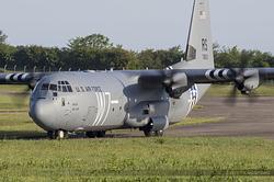 Lockheed C-130J-30 Hercules United States Air Force 07-8609