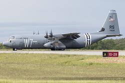 Lockheed C-130J-30 Hercules United States Air Force 07-8608