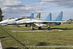 Mikoyan-Gurevich MiG-29 Russian Air Force 14 Blue