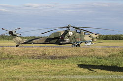 Mil Mi-28N Havoc Russian Air Force RF-13655 / 71 Red