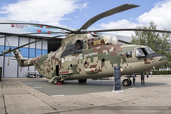 Mil Mi-26T2 Halo Mil Design Bureau 157 / 3112 Yellow