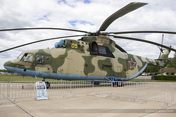 Mil Mi-26T Halo Russian Air Force RF-93527 / 05 Yellow
