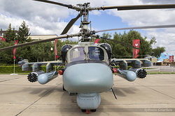 Kamov Ka-52 Alligator Russian Air Force RF-13425 / 86 Red