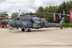 Mil Mi-28N Havoc Russian Air Force RF-95326 / 03 White