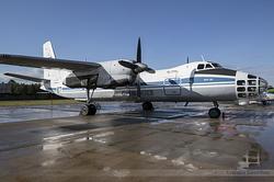Antonov An-30B Russian Air Force RF-36052 / 87 Black