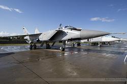 Mikoyan-Gurevich MiG-31BM Foxhound Russian Air Force RF-95449 / 84 Blue