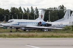 Tupolev Tu-134UB-L Russian Air Force 48 Blue