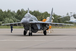 Mikoyan-Gurevich MiG-29SMT Fulcrum C Russian Air Force RF-92310 / 30 Blue