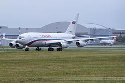 Ilyushin IL-96-300 Rossiya Special Flight Squadron RA-96023