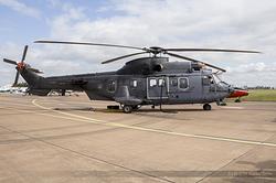 Aérospatiale AS532UC Cougar Royal Netherlands Air Force S-453