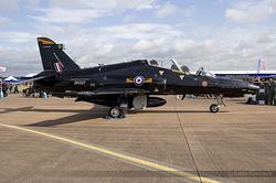 BAE Systems Hawk T2 Royal Air Force ZK027 / R