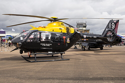 Airbus H135 Juno HT.1 Royal Air Force ZM519