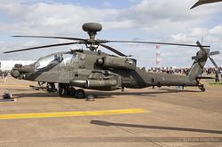 Agusta Westland Apache AH1 Royal Army ZJ208