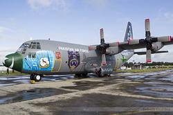 Lockheed C-130B Hercules Pakistan Air Force 3766