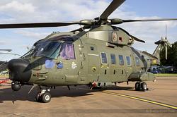 Agusta Westland EH-101 Mk512 Merlin Royal Danish Air Force M-519