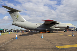 Ilyushin Il-76MD Ukrainian Air Force 76683