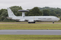 Boeing E-3A Sentry Luxembourg NATO LX-N90451