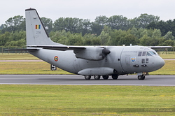 Alenia C-27J Spartan Romanian Air Force 2706