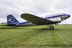 Douglas DC-3C N25641